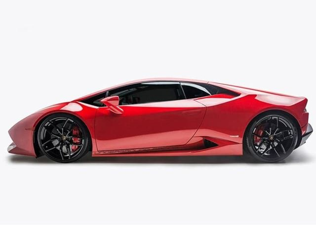 Underground Racing Previews Unexplainable Twin-Turbo Lamborghini Huracan Project