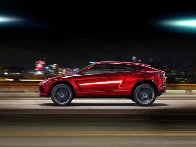 Lamborghini Has Big Changes In Mind for The Urus