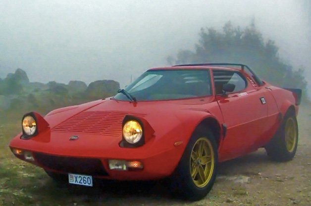 Watch This to Fall Even Harder in Love with the Lancia Stratos