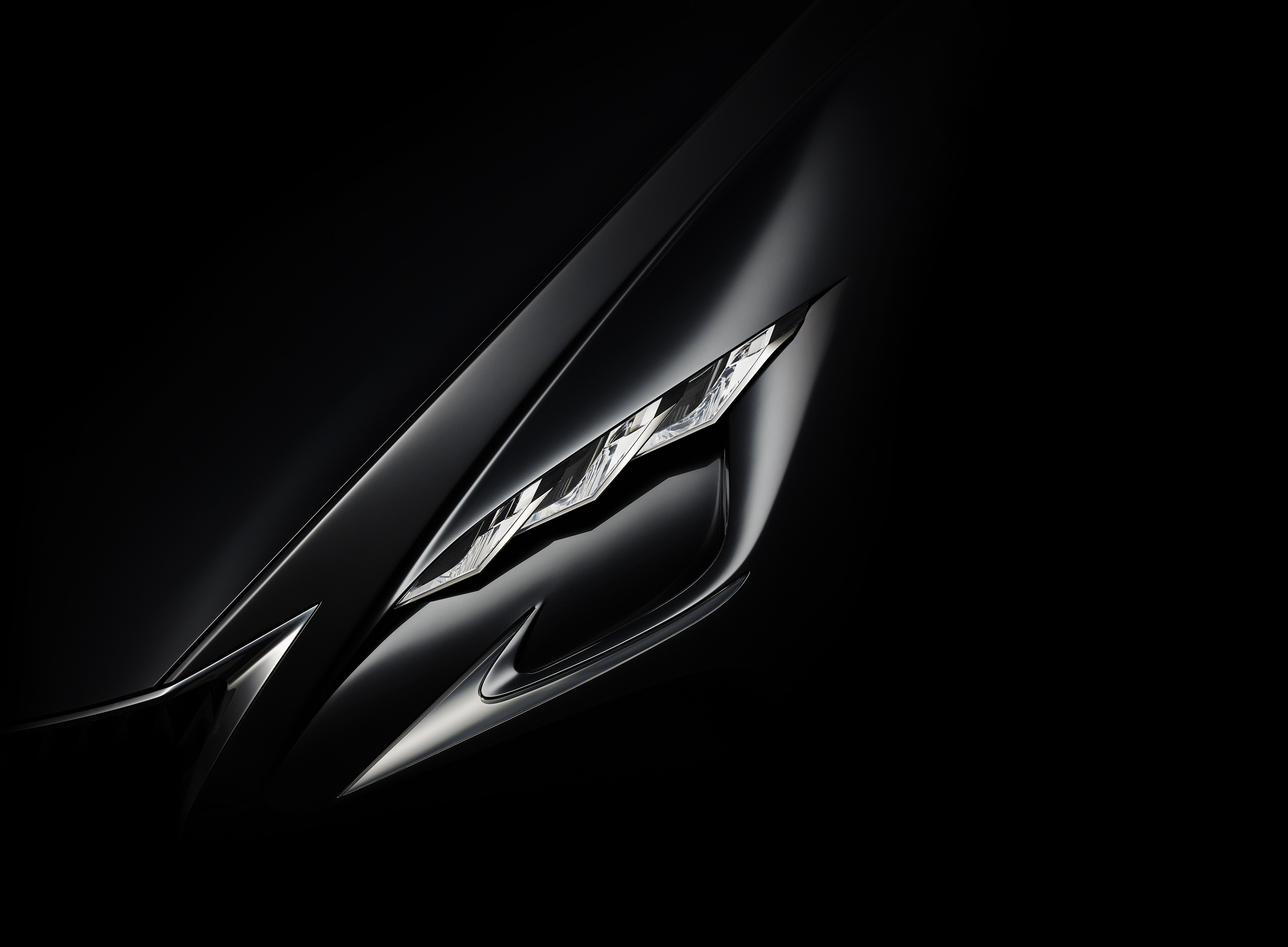 Lexus Teases New Luxury Concept for Tokyo