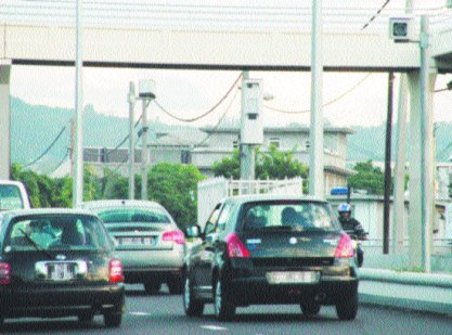 Speed Cameras: Rs 36 million of fines in six months