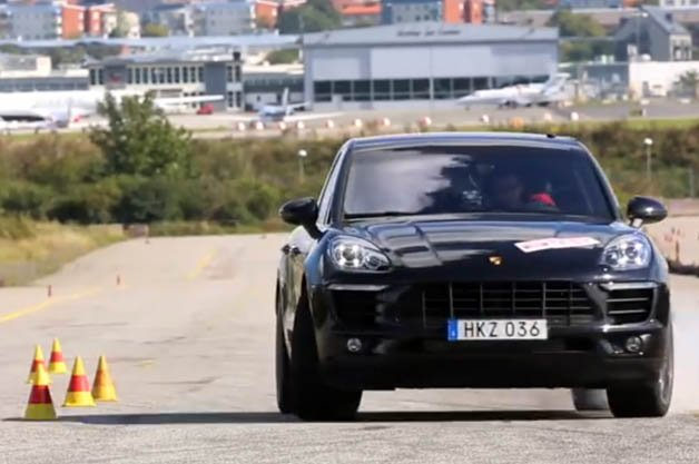 Porsche Macan Fails Moose Test, Stuttgart Responds