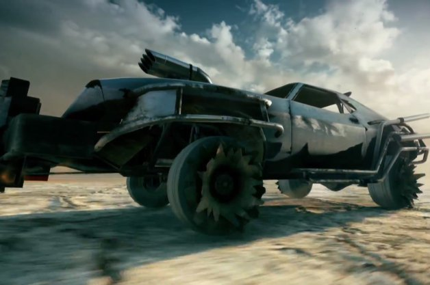 Mad Max Game Trailer Debuts, Real-Life Magnum Opus Car is Built