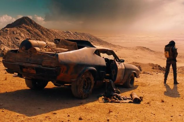 Mad Max Fury Road Shows a New Road Warrior in Its Latest Trailer