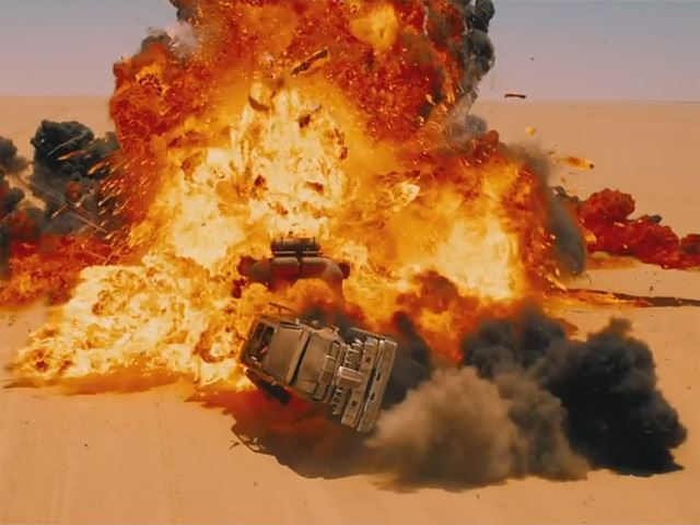 Watch the Latest And Chaotically Nuts Mad Max: Fury Road Trailer