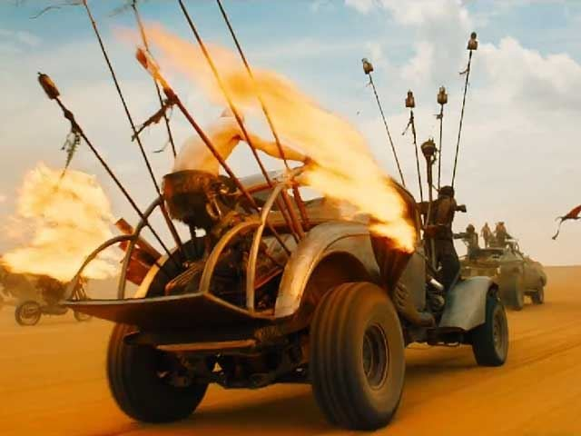 Behold the Glory of a New Mad Max: Fury Road Trailer, Filled With Cars and Explosions