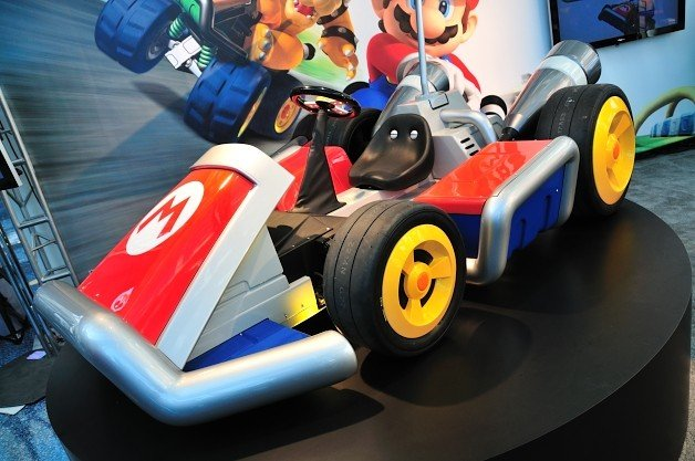 Nintendo Partners with West Coast Customs to Build Full-Size Mario Karts