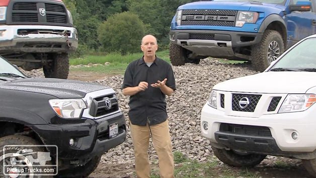 Pickuptrucks.Com Holds Ultimate 4x4 Challenge