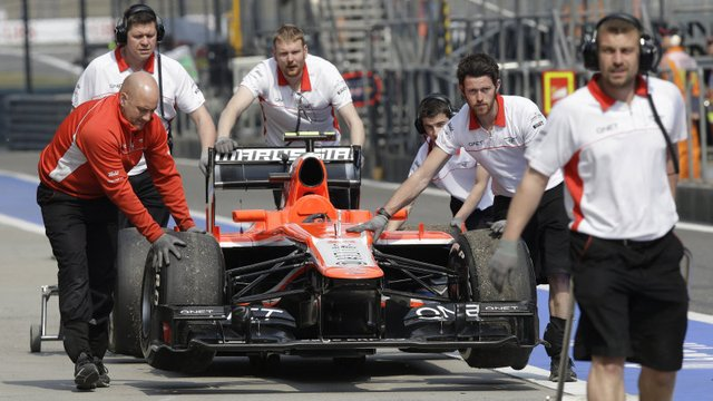 Marussia F1 Gets Unnamed Investor