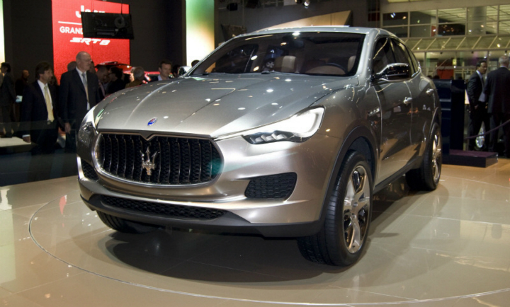 Automakers Target Hot-Selling SUV Segment