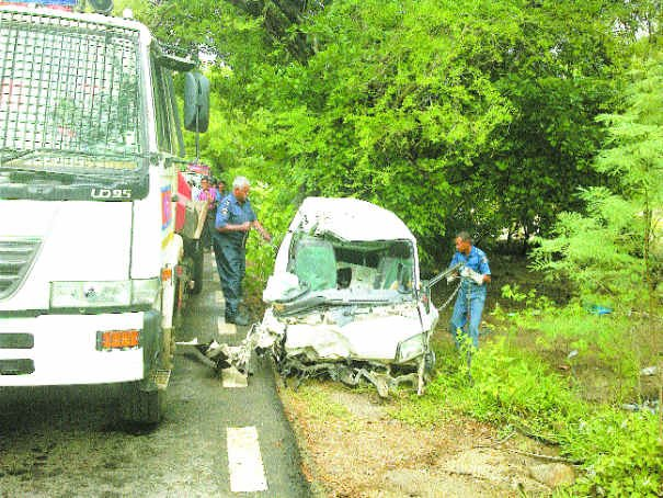 Two months after the accident at Le Morne is a third victim