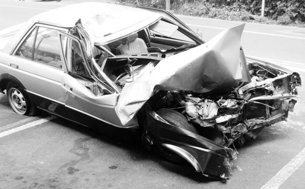 Two dead and several injured in road accidents