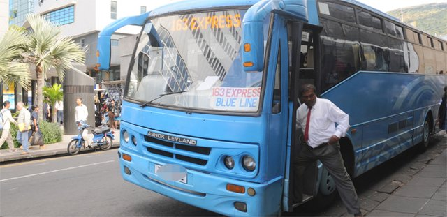 Fly-Over of Caudan Users Irritated by Bus Routes Change