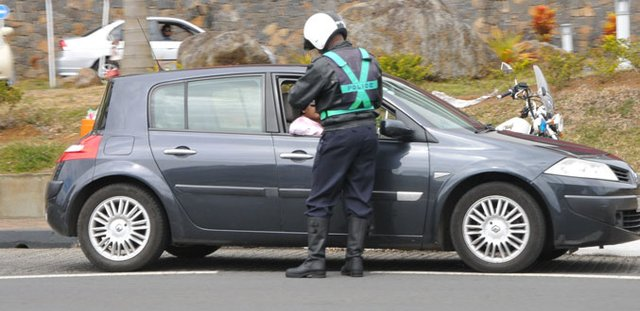Road Safety: 600 Motorists Fined for Speeding Since Saturday