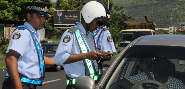 Quota of Fines Imposed on Police