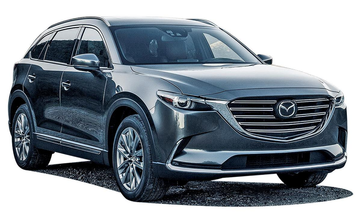 Mazda Ventures Back Into Premium Tier