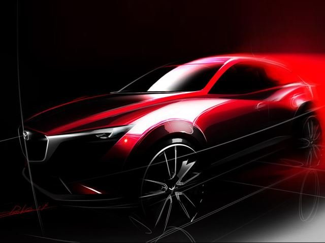 Mazda Confirms CX-3 Crossover Headed to LA