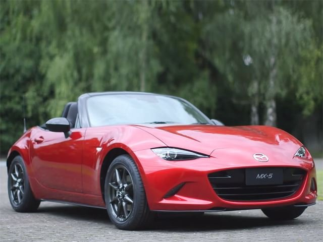 The Official Photos Sucked, So Here's a Video Tour of the New MX-5