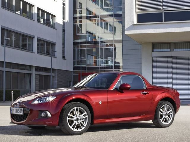Next Mazda MX-5 Coupe Will Arrive in 2017