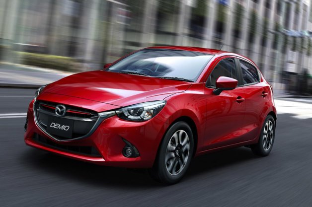 Mazda2 Sedan Debuting in Thailand This Month?