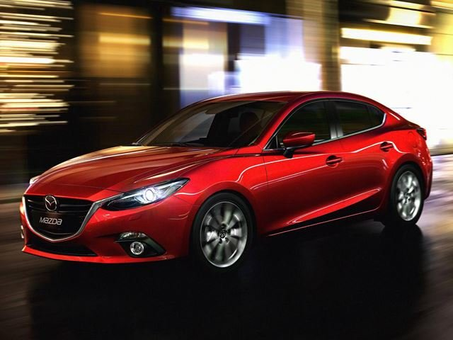 Mazda 3 Sedan Finally Unveiled