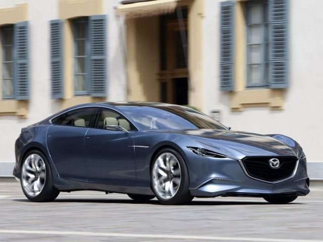 Mazda Planning 6-Based Two-Door Coupe