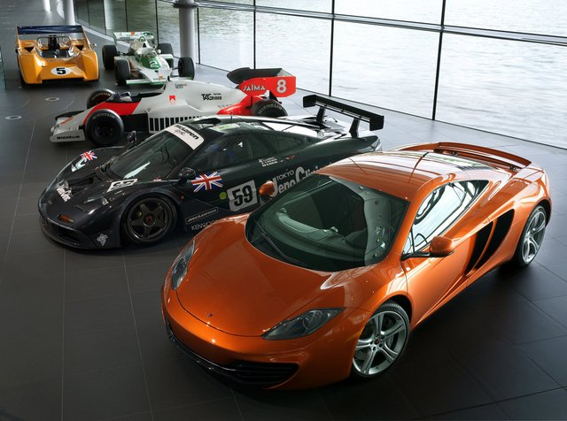 McLaren Automotive to introduce a new product every year