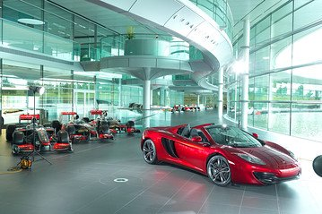 Neiman Marcus Sells a Dozen $354,000 McLarens Within Two Hours