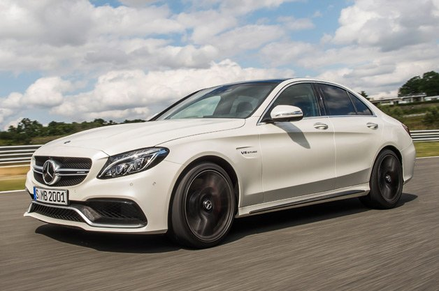 2015 Mercedes-AMG C63 Packs Up to 503 hp