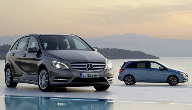 Mercedes-Benz B-Class revealed ahead of Frankfurt... but is it coming here?