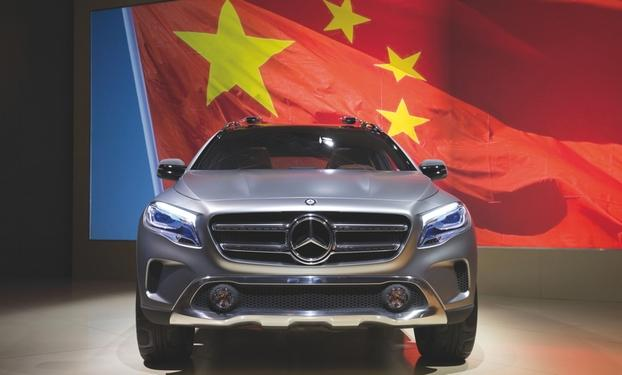 How European Automakers Aim to Keep Winning in China Despite Market's Slowdown