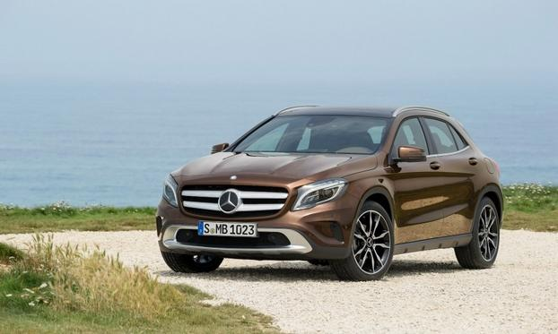 Local production of the GLA will allow Mercedes to trim the price by up to 250,000 rupees ($3,910)