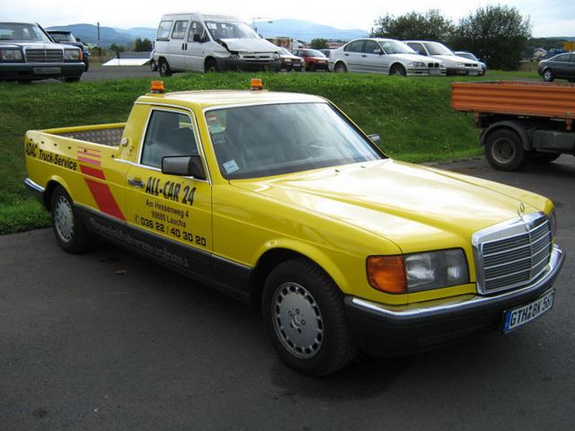 "10 Previous Mercedes-Benz ""Trucks"" You Never Knew Existed"