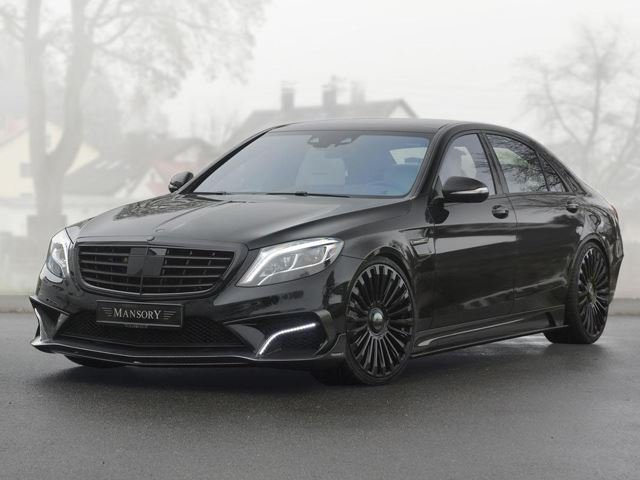 Mansory Unveils Mercedes S63 AMG with 1,000 HP and Lashings of Carbon Fiber