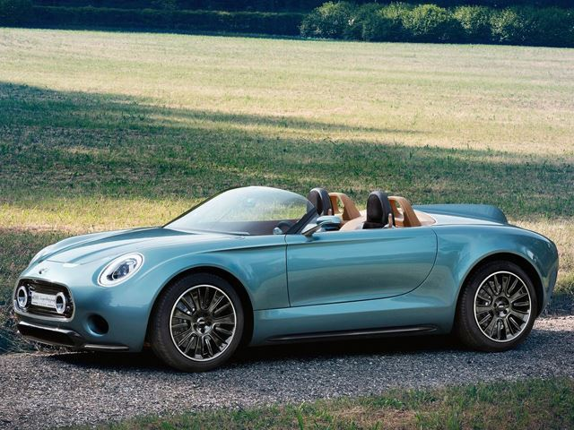 Mini Just Confirmed Production of the MX-5's Next Great Rival