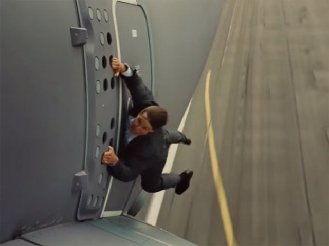 BMW Factors Big in Mission: Impossible Rogue Nation
