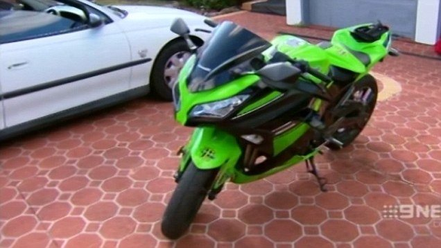 Ticking Motorcycle in Sydney Prompts Massive Bomb Squad Reaction