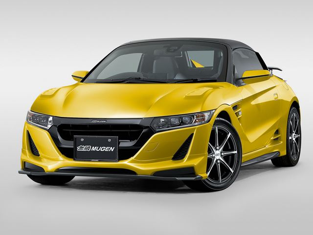 Mugen Tries Hard to Make New Roadster a More Worthy S2000 Successor