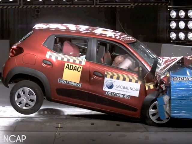Maruti, Renault, Mahindra, Hyundai respond to Global NCAP's crash test results