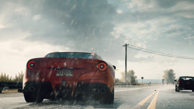 Need For Speed Rivals Announced for Xbox One and Playstation 4