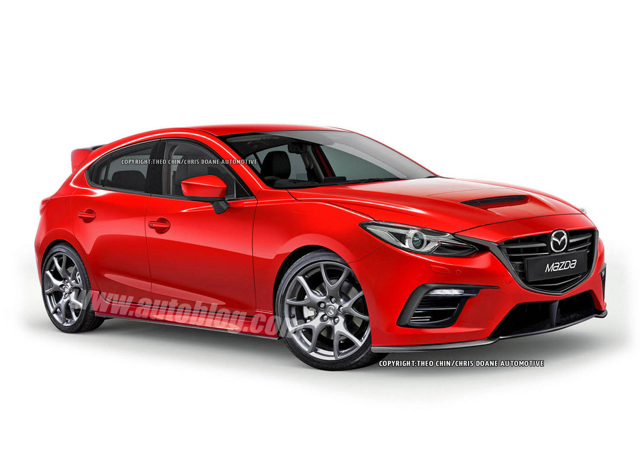 Mazda Won't Build New Mazdaspeed3 Or 6 Based On Current Models
