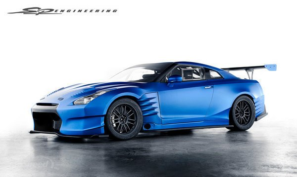 Nissan GT-R R35 To Star In Fast And Furious 6