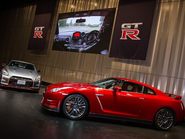 2015 Nissan GT-R: Now More Sophisticated