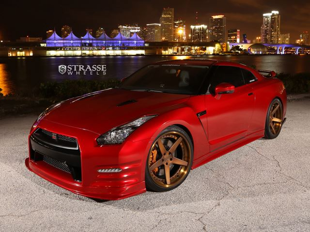 What Do You Think of Iron Man's Nissan GT-R?