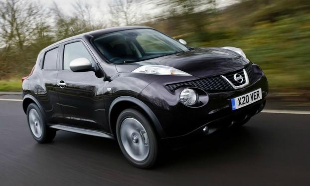 Nissan Juke Will Be First Model Based on New Small-Car Platform