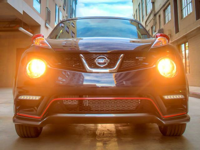 Because of the Nissan Juke We're Driving More Jacked-Up Small Cars