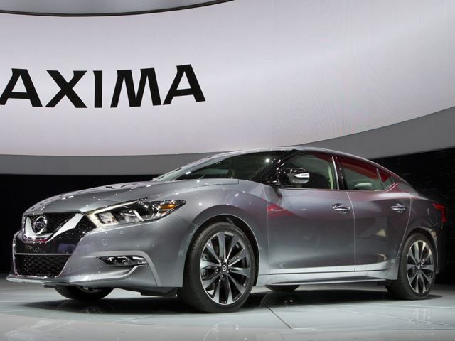 A Nissan Maxima NISMO? Oh Yeah!