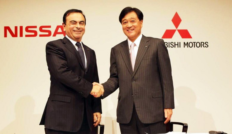 Nissan's Solution To Fixing Mitsubishi Is So Simple It's Brilliant