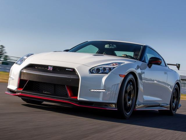 America and Japan at War (Again): Chevrolet Corvette Z06 Vs. Nissan GT-R Nismo