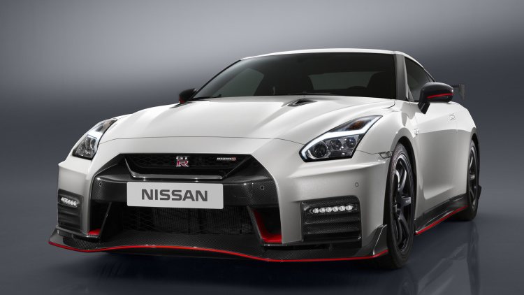 The 2017 Nissan GT-R NISMO Is Here
